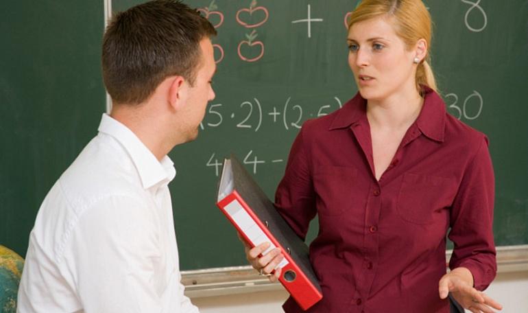 знакомство репетитора с учеником